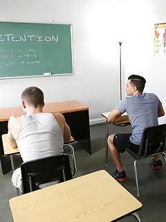 Gay College Porn