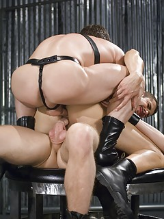 Gay Double Anal Porn