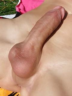 Shaved gay sex